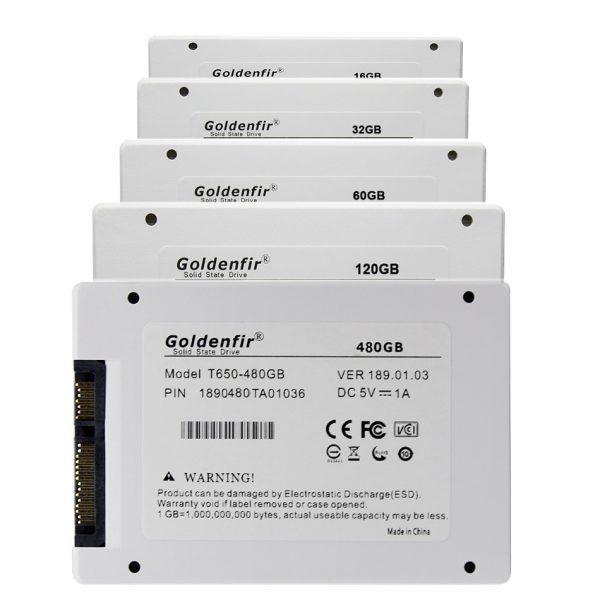 """Goldenfir SSD 360GB 240GB 120GB 480GB 960GB 1TB SSD 2.5 Hard Drive Disk Disc Solid State Disks 2.5 """" Internal SSD128GB 256GB"""
